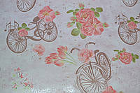 Обои на стену, бумажные, цветы,  B27,4 6532-02, 0.53*10м