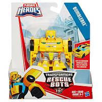 Трансформер Бамблби Боты спасателиPlayskool Heroes Transformers Rescue Bots Bumblebee