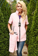 Куртка - жилетка женская