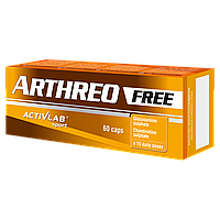 ActivLab ARTHREO-FREE 60 caps активлаб для суставов и связок