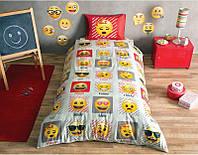 Детское постельное бельё TAC Emoji