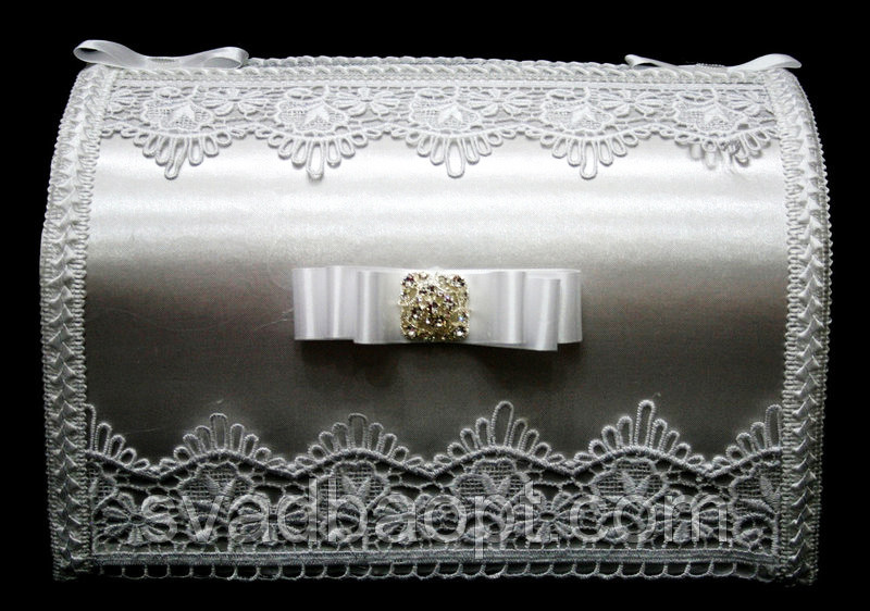 Коробка для сбора денег  Bride