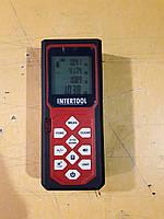 Дальномер лазерный INTERTOOL 60м MT-3055