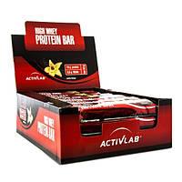 ActivLab High Whey Protein Bar 24 х 44 g