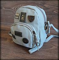 Городской женский рюкзак в стиле Moschino