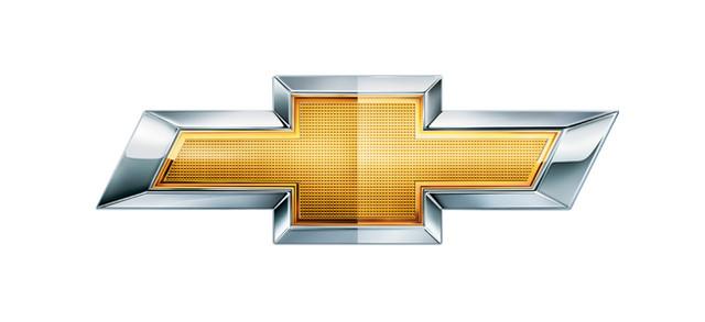 Декор салона Chevrolet