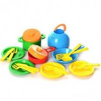 Набор игрушечной посуды Орион арт. 990