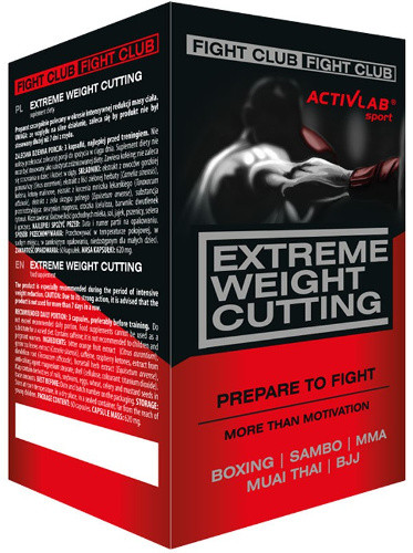 ActivLab Extreme Weight Cutting 60 caps