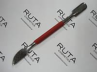 Лопатка шабер Rapira двусторонняя в чехле