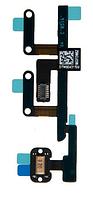 """Шлейф для Apple iPad Pro 9.7"""", с кнопками регулировки громкости, с микрофоном"""
