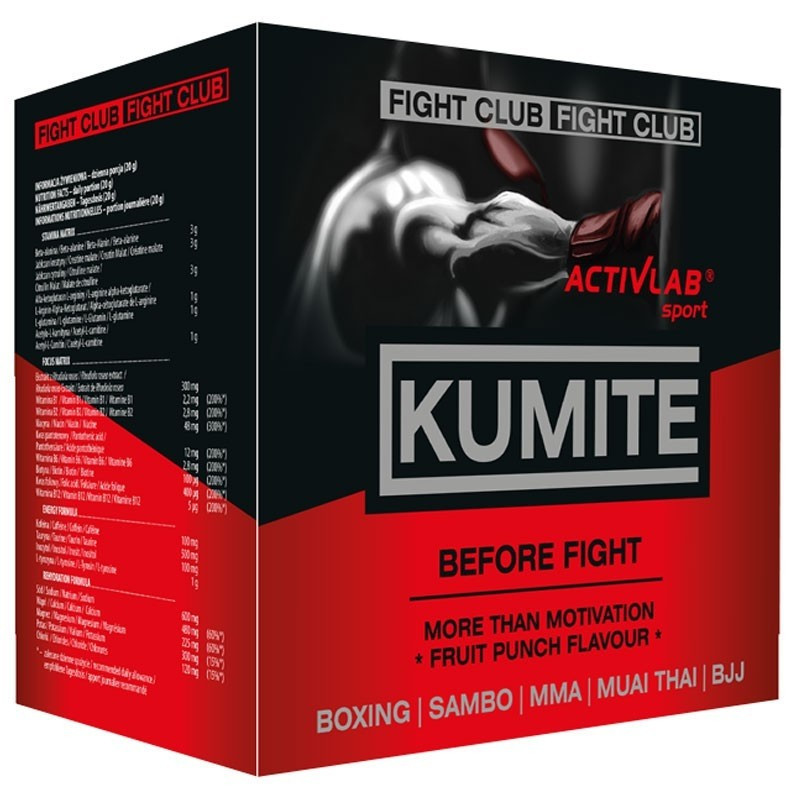 ActivLab Kumite 20g x 20 шт.