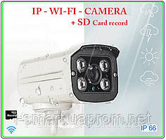 Ip wifi camera 1080p + sd record