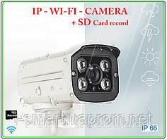 Ip wifi camera 1080p + sd record