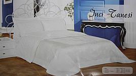 Постельное белье + покрывало Le Jardin Inci Tanesi