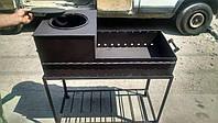 Мангалы-печь под казан Торин -4 мм для шашлыка