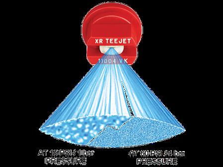 Распылитель щелевой TeeJet XR110015VS, фото 2