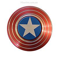 Спиннер металлический (Captain America) Капитан Америка F-7263