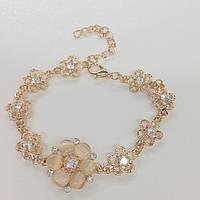 Женский браслет на руку (тонкий)