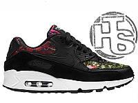 Оригинальные кроссовки Nike Air Max 90 SE Black/Black-Prism Pink 881105-001