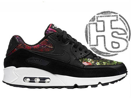 6bb1bdc17 Оригинальные кроссовки Nike Air Max 90 SE Black/Black-Prism Pink 881105-001
