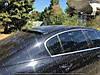 Козырек заднего стекла VW Passat B7 sedan, фото 4