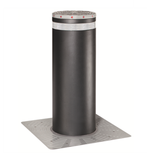 FAAC J355 HA M50 INOX — Гидравлический боллард (с системой подогрева до -40°C)