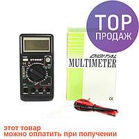 Цифровой профессиональный мультиметр DT-890B+ / Ручной измерительный прибор