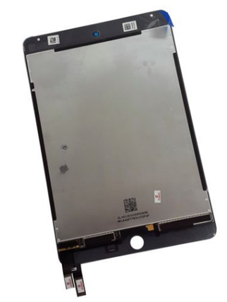 Дисплей (экран) для iPad mini 4  с сенсором (тачскрином) белый, фото 2