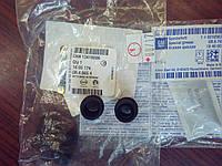 Ремкомплект (комплект 2 шт) пыльников направляющих (штифтов) скобы суппорта GM 1605174 13418686 OPEL Astra-J Zafira-C Mokka Cascada & CHEVROLET Cruze