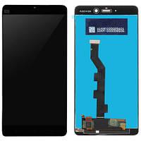 Дисплей Xiaomi Mi Note Pro ксиоми с тачскрином (сенсором) в сборе, цвет черный