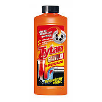 Tytan гранулы для чистки канализационных труб 500 г