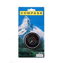 Компас магнитный диаметр 57mm LP57 туристический компас-медальон разные цвета