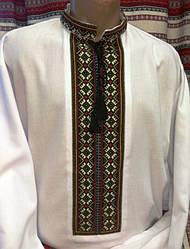 Чоловічі вишиті сорочки bb21589104f12