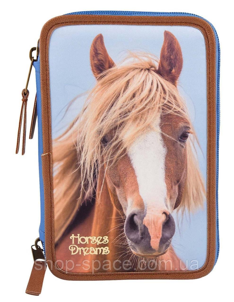 Пенал Top Model Horses Dreams с наполнением