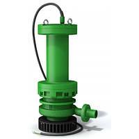 Погружной дренажный насос для грязной воды ГНОМ 16-16 Ex