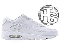 Оригинальные кроссовки Nike Air Max 90 White Leather 307793-111