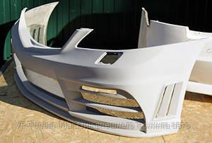Бампер передний Mercedes W221 Wald фото