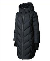 Пуховик женский Snowimage арт.SID-P506/3561(цвет т.синий)