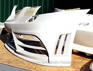 Бампер передний Wald Mercedes W221 реплика фото