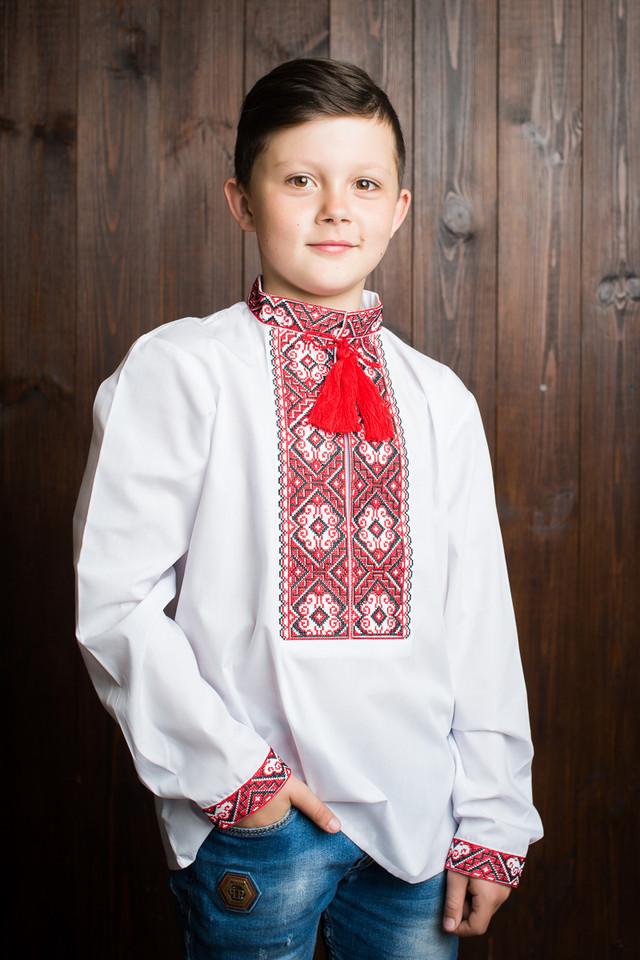 """Вышиванка для мальчика """"Петрик"""""""