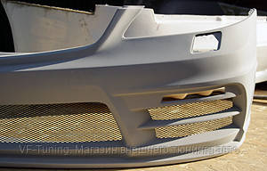 Реплика Бампера Wald Mercedes W221 фото