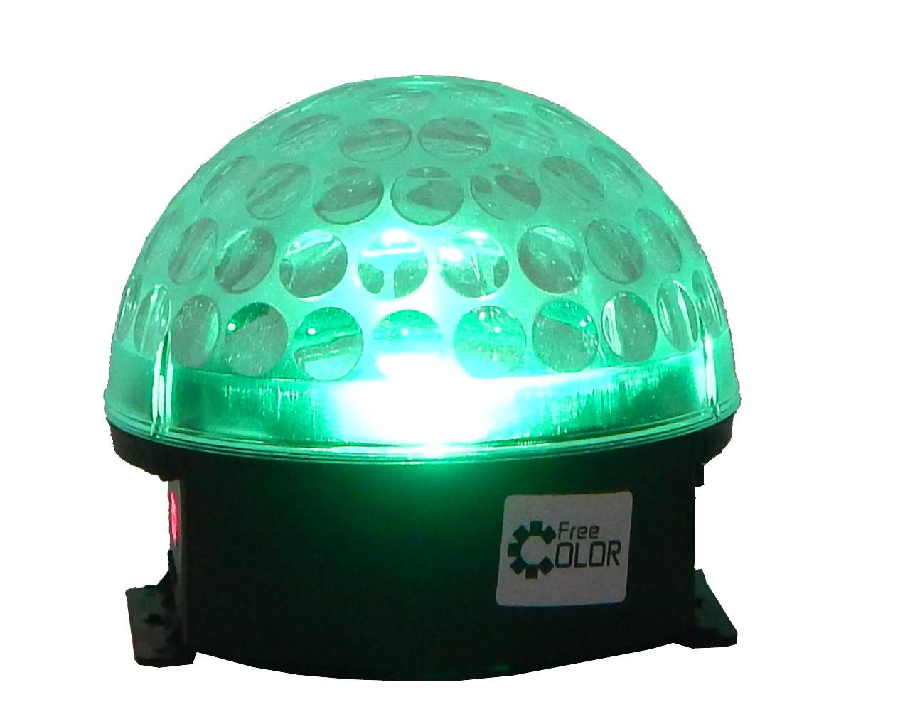 """Световой LED прибор Free Color BALL61 - IZUM Market: """"Подарки с изюмом!"""" в Одессе"""