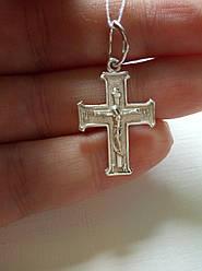 Серебряный Крест квадрат