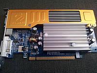 ВИДЕОКАРТА Pci-E Nvdia GeForce 7200 GS TC на 512 MB с ГАРАНТИЕЙ ( видеоадаптер 7200gs 512mb  )