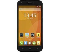 """Смартфон ERGO A502 Aurum Black черный (2SIM) 5"""" 1/8 GB 2/8 Мп 3G оригинал Гарантия!"""
