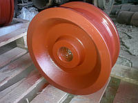 Крановые колеса 450