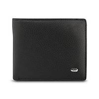 Мужской портмоне из натуральной кожи в классическом стиле Sergio Torretti (ST Leather)