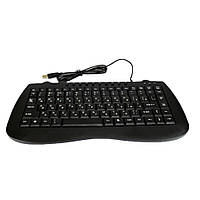 Клавиатура KEYBOARD MINI KB-980, клавиатура для компьютера, клавиатура компьютерная keyboard