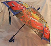 Зонт Детский трость полуавтомат Тачка Маквин 18-3129-15