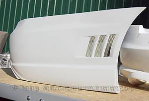 Реплика заднего бампера Mercedes W221 Wald фото